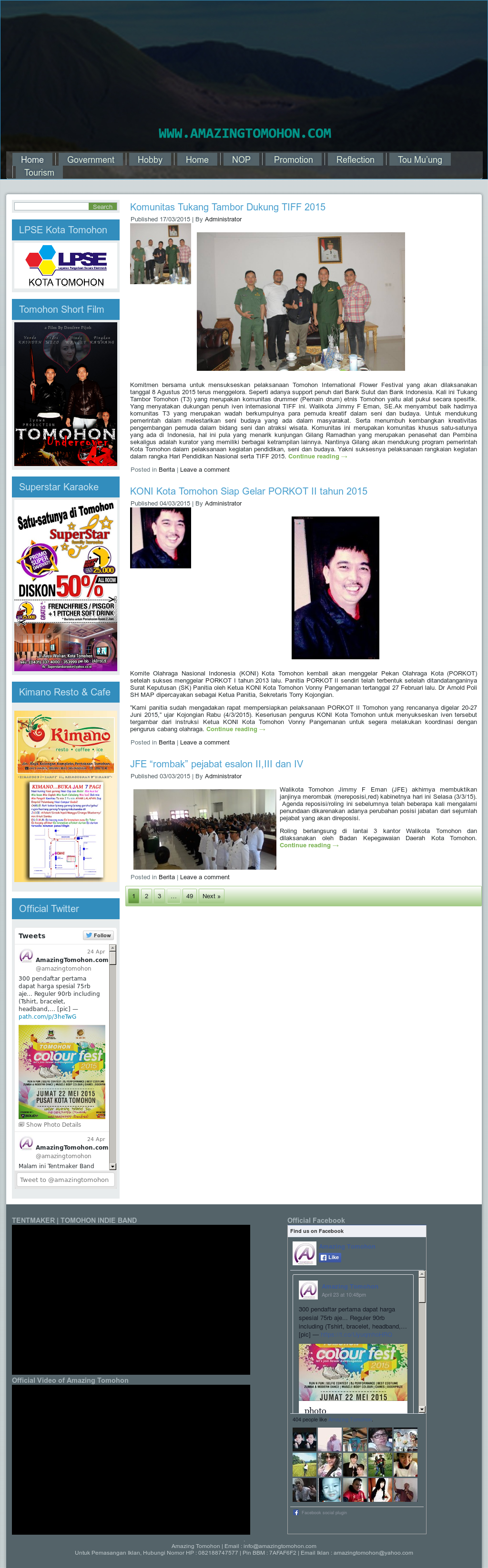 Amazing Tomohon Competitors Revenue And Employees Owler Company Profile