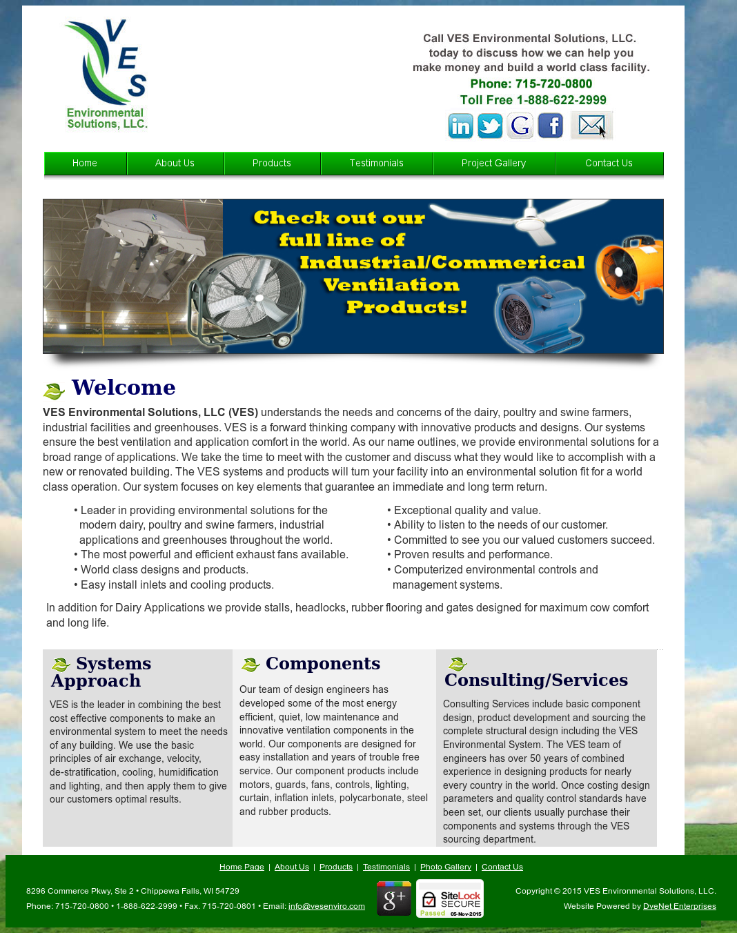 Ves Environmental Solutions Competitors, Revenue and Employees - Owler  Company Profile