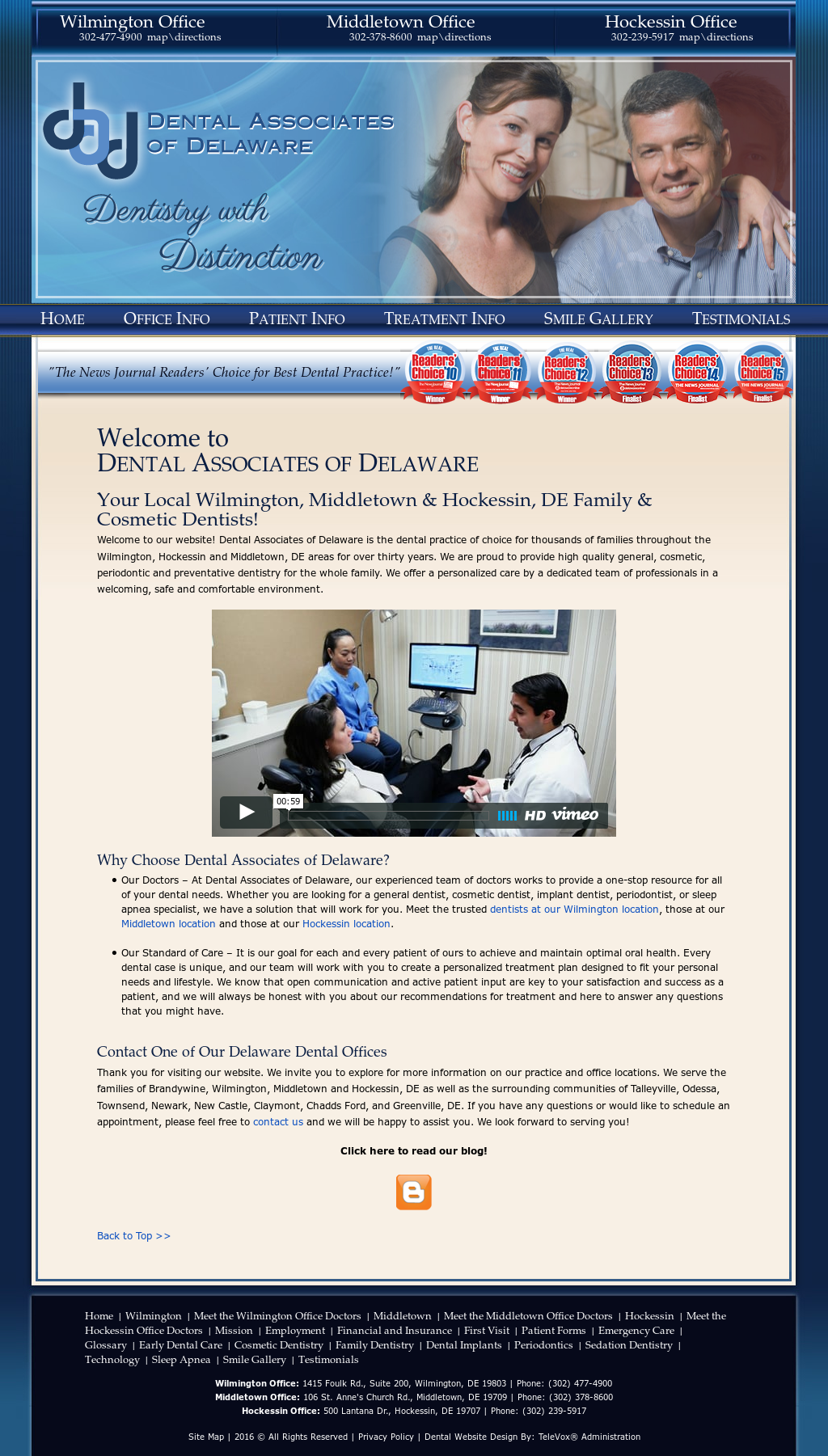Dental Associates of Delaware Competitors, Revenue and