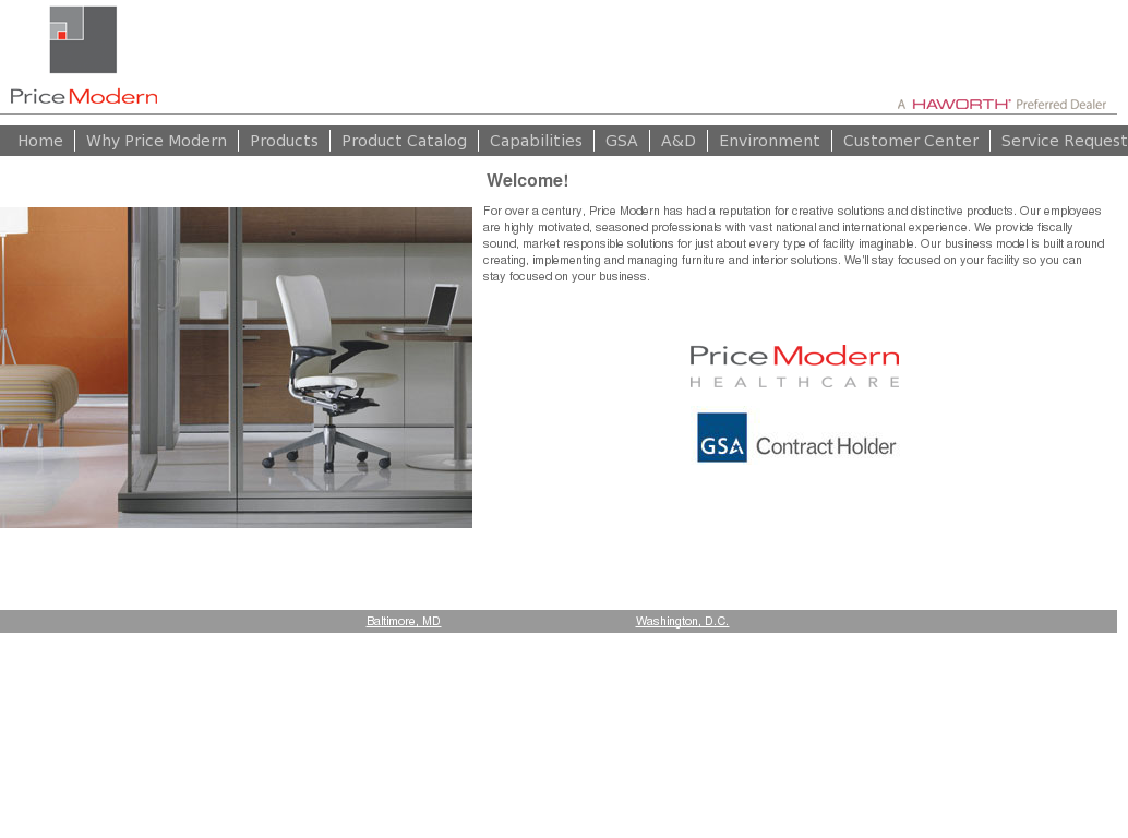 Price modern competitors revenue and employees owler company profile