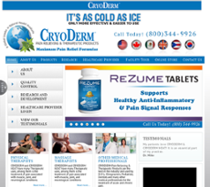 cryoderm competitors revenue and employees owler company profile