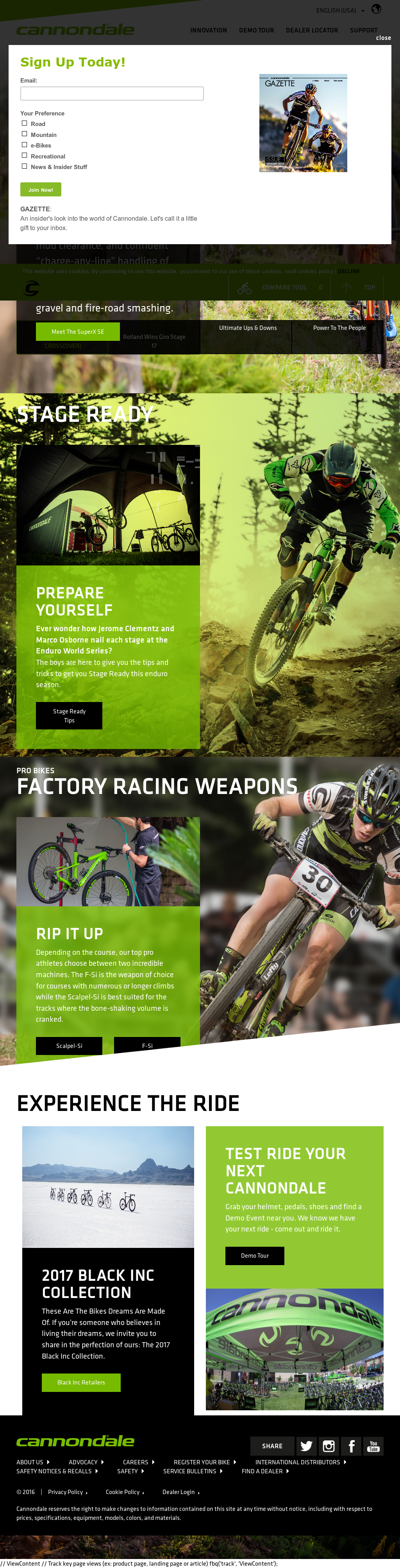 892eba118ae Cannondale Bicycle Competitors, Revenue and Employees - Owler Company  Profile