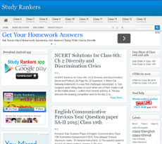 Study Rankers Competitors, Revenue and Employees - Owler