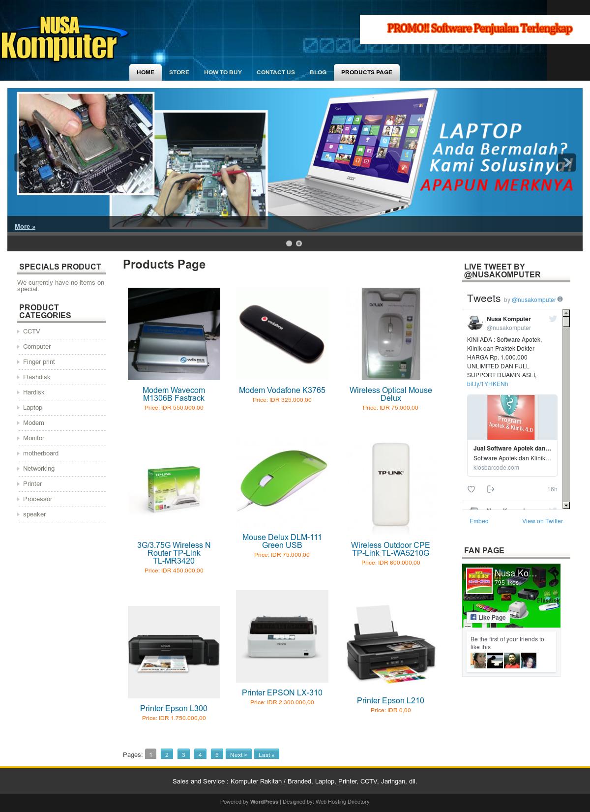 Nusa Komputer Competitors Revenue And Employees Owler Company Profile