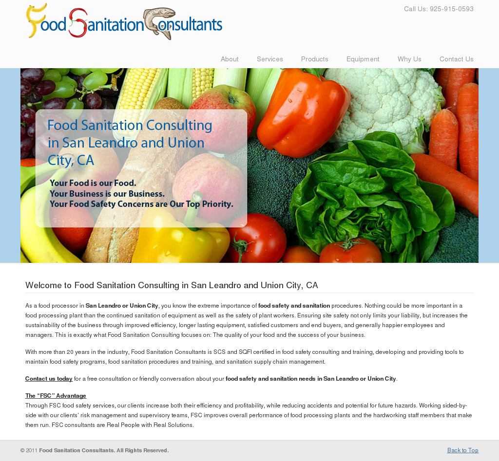 food sanitation consultants competitors revenue and employees