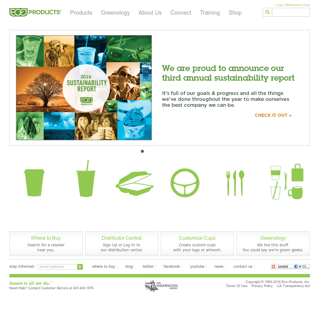 Eco-Products Competitors, Revenue and Employees - Owler Company Profile