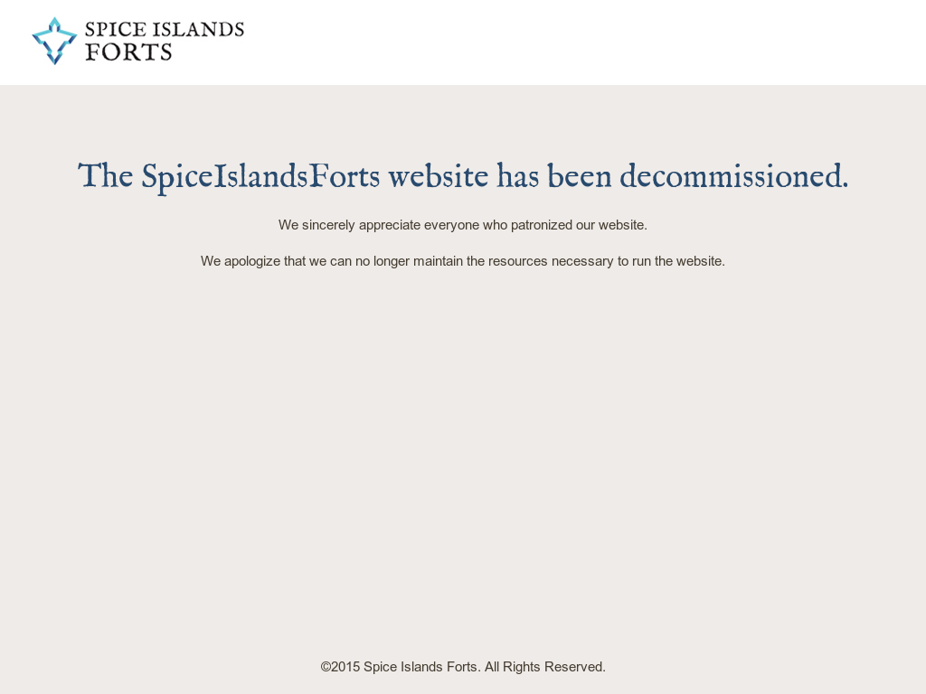 Spice Islands Forts Competitors, Revenue and Employees - Owler