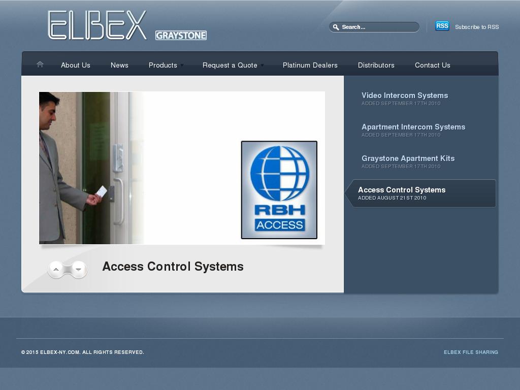 Elbex Intercom Wiring Diagram Essig Telephone Switcher Circuit Schematic Design Ny Competitors Revenue And Employees Owler Company Profile Power