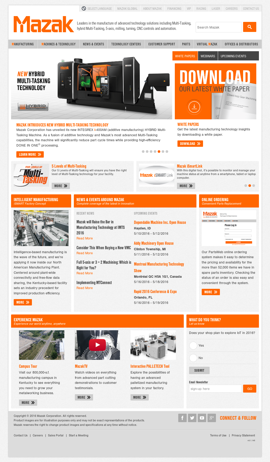 Mazak Competitors, Revenue and Employees - Owler Company Profile