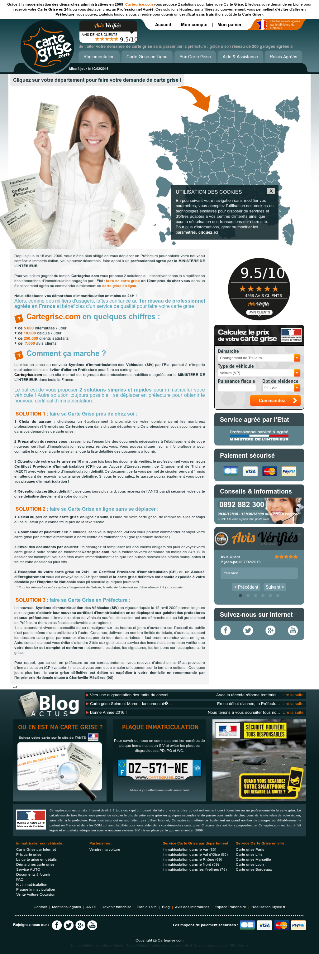 carte grise minute document a fournir Cartegrise Competitors, Revenue and Employees   Owler Company Profile