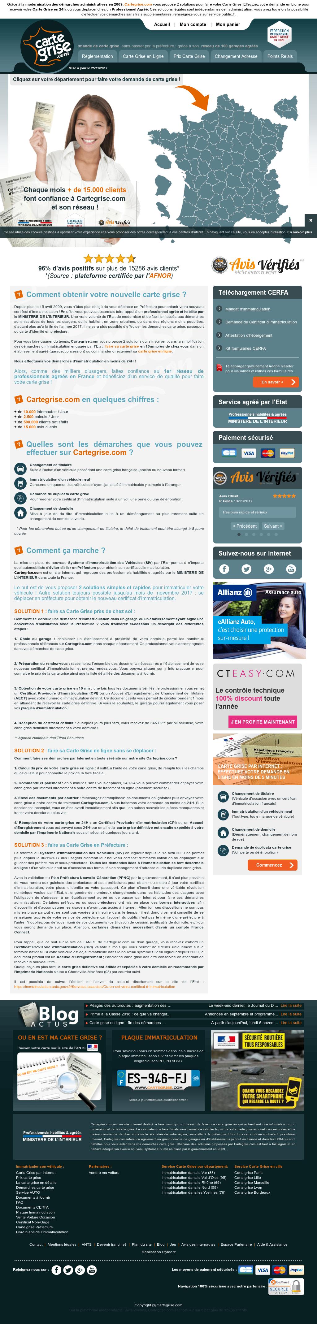 carte grise minute en 4 fois Cartegrise Competitors, Revenue and Employees   Owler Company Profile