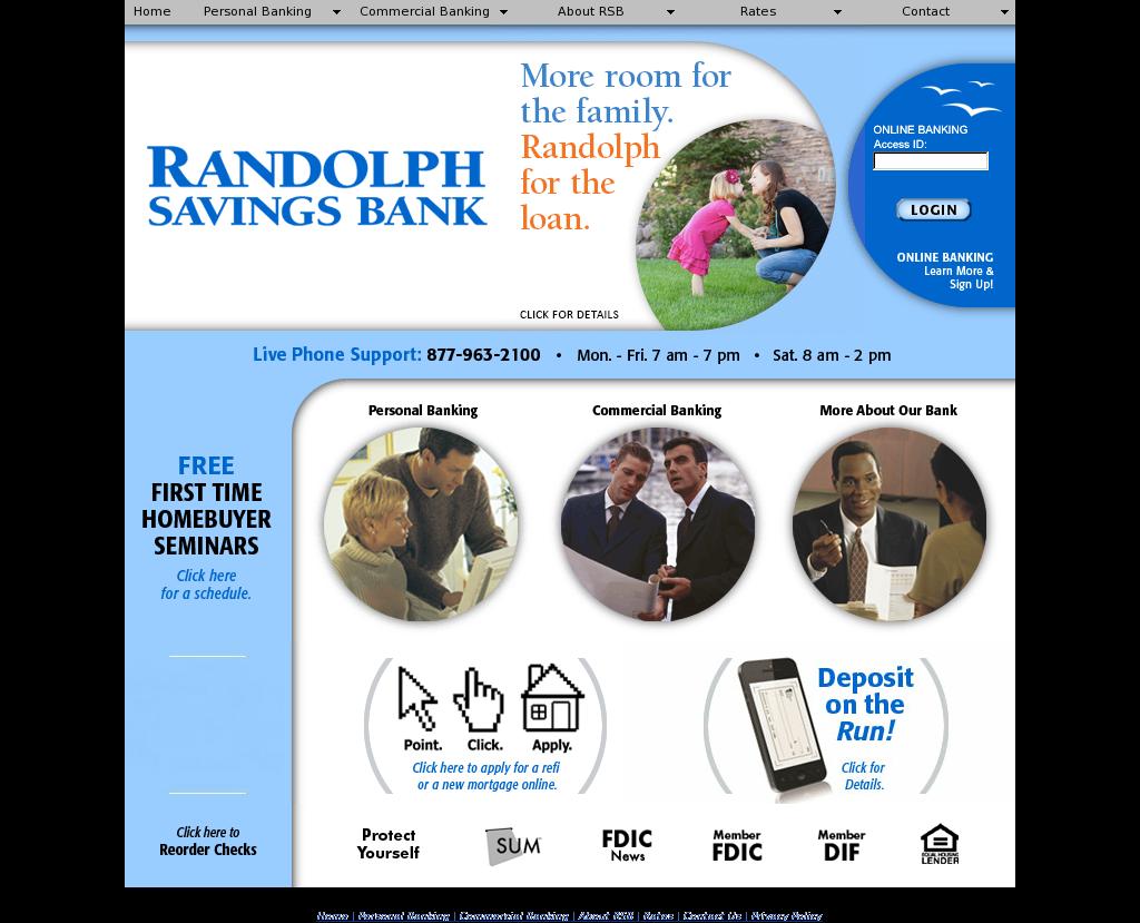 Randolphsavings Competitors, Revenue and Employees - Owler