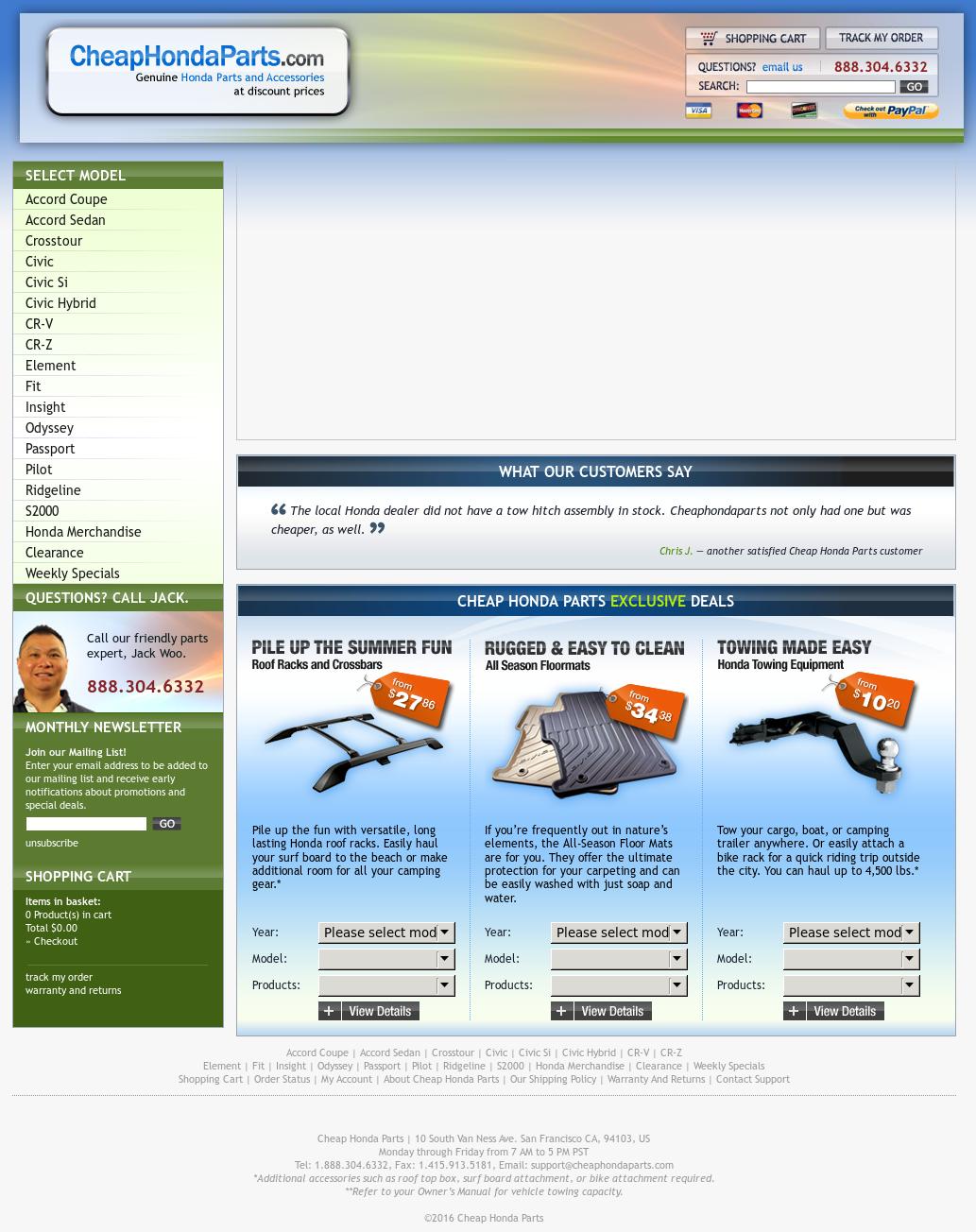 Honda Parts Cheap >> Cheap Honda Parts Competitors Revenue And Employees Owler
