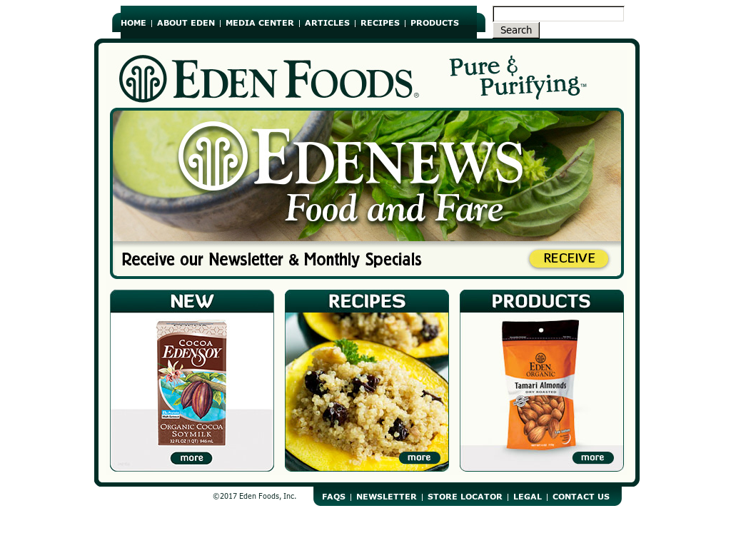 Eden Foods Competitors, Revenue and Employees - Owler