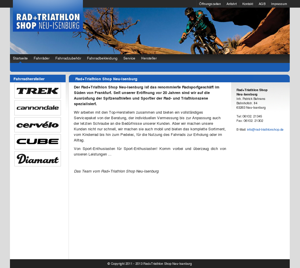 Rad Und Triathlon Shop - Neu Isenburg Competitors, Revenue