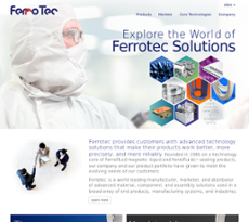 Ferrotec Competitors, Revenue and Employees - Owler Company Profile