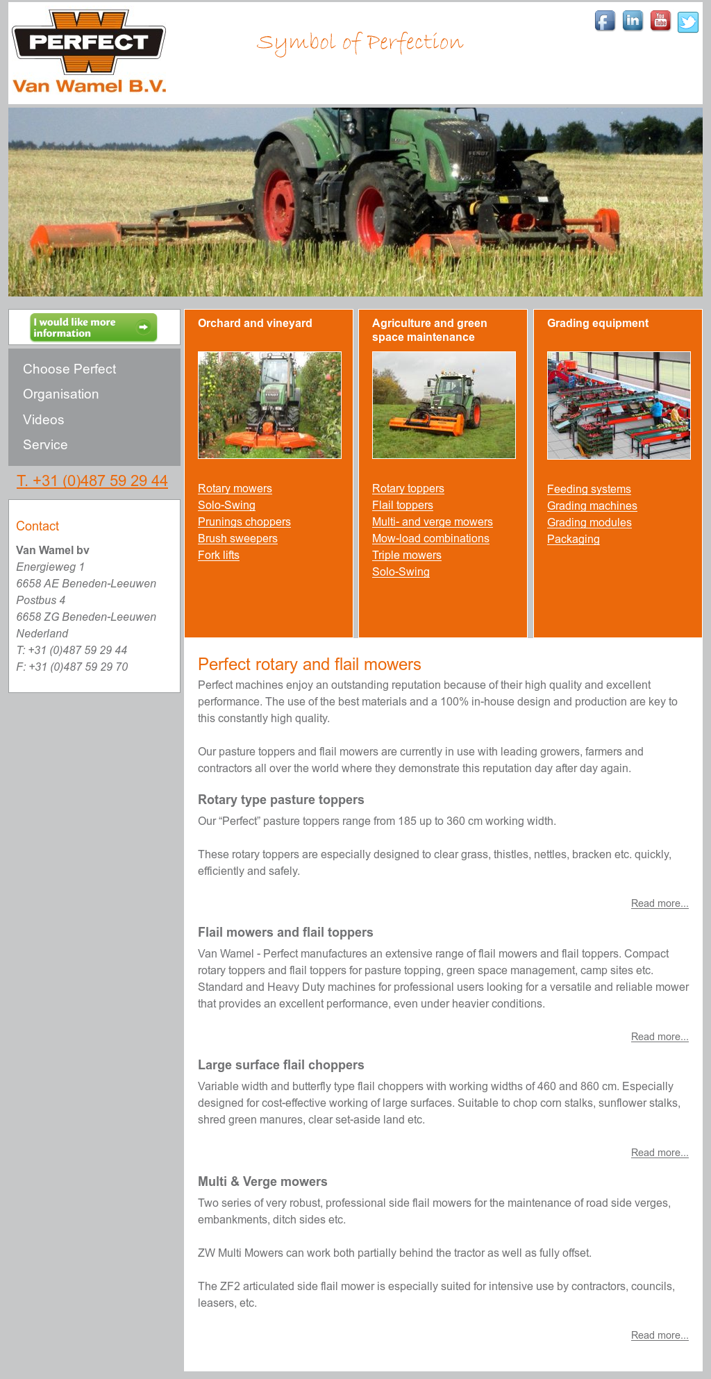 Flail Mower Competitors, Revenue and Employees - Owler