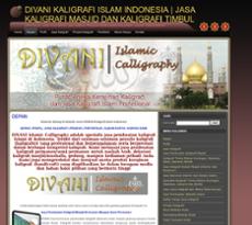 Divani Kaligrafi Islam Indonesia Competitors Revenue And