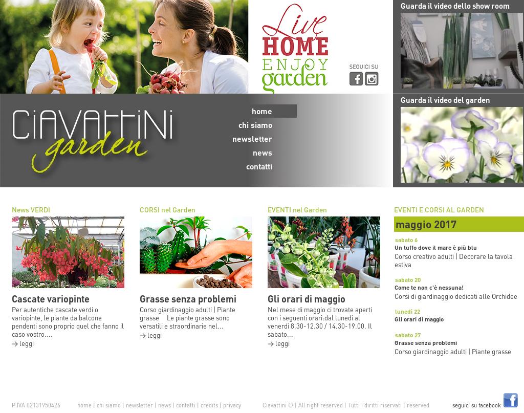 Ciavattini Garden Competitors, Revenue and Employees - Owler Company ...