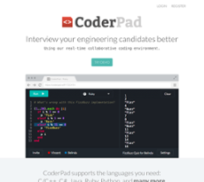 Coderpad Competitors, Revenue and Employees - Owler Company