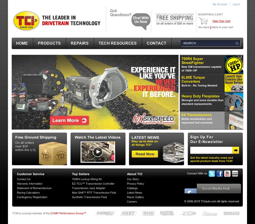 Owler Reports - TCI: TCI DIABO SHIFTERS