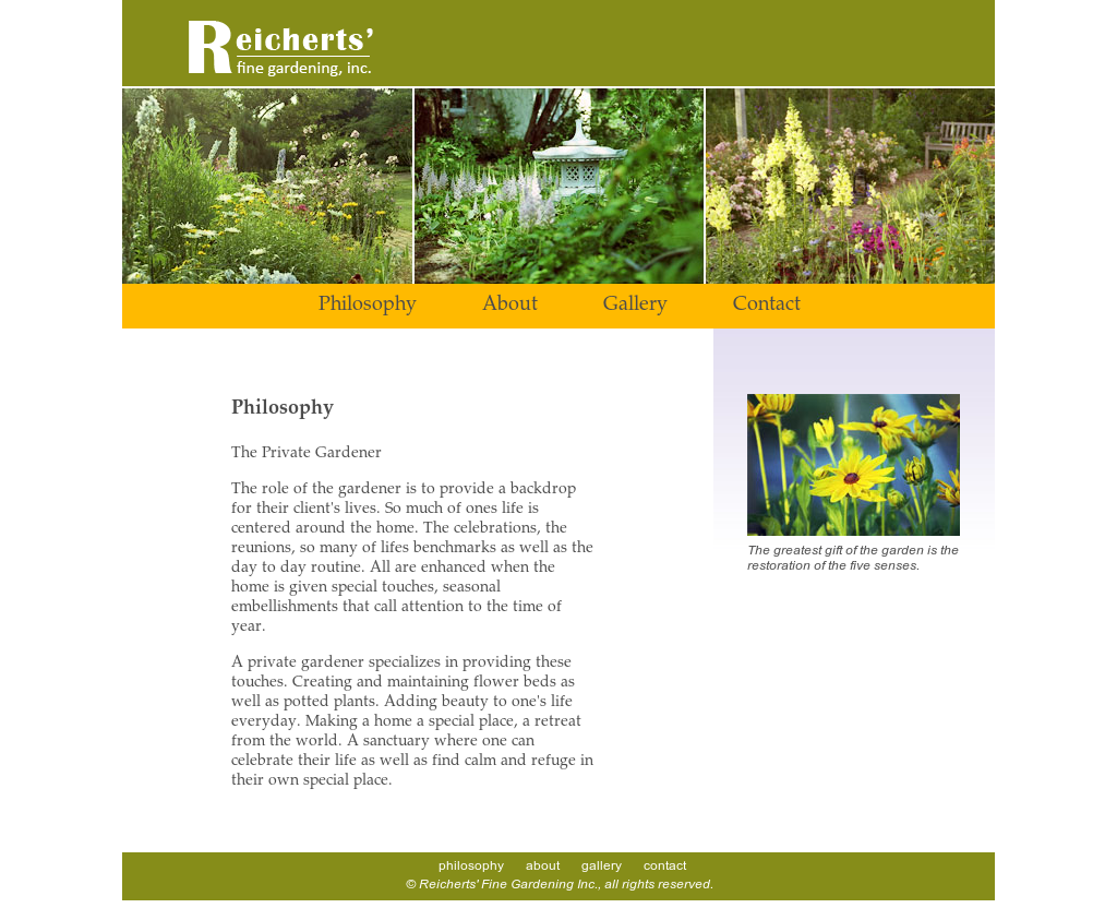 Reicherts Fine Gardening Competitors Revenue And Employees Owler