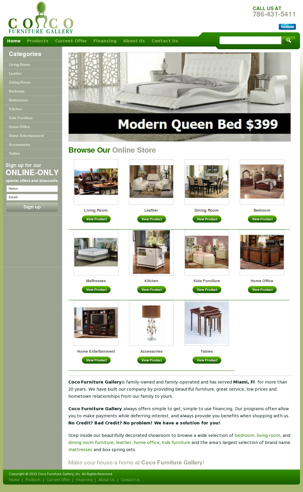 Coco Furniture Gallery Compeors Revenue And Employees Owler Company Profile