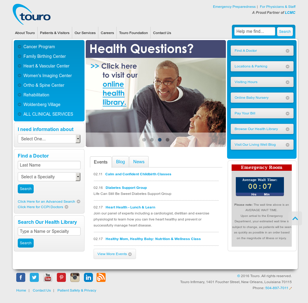 Touro Competitors, Revenue and Employees - Owler Company Profile