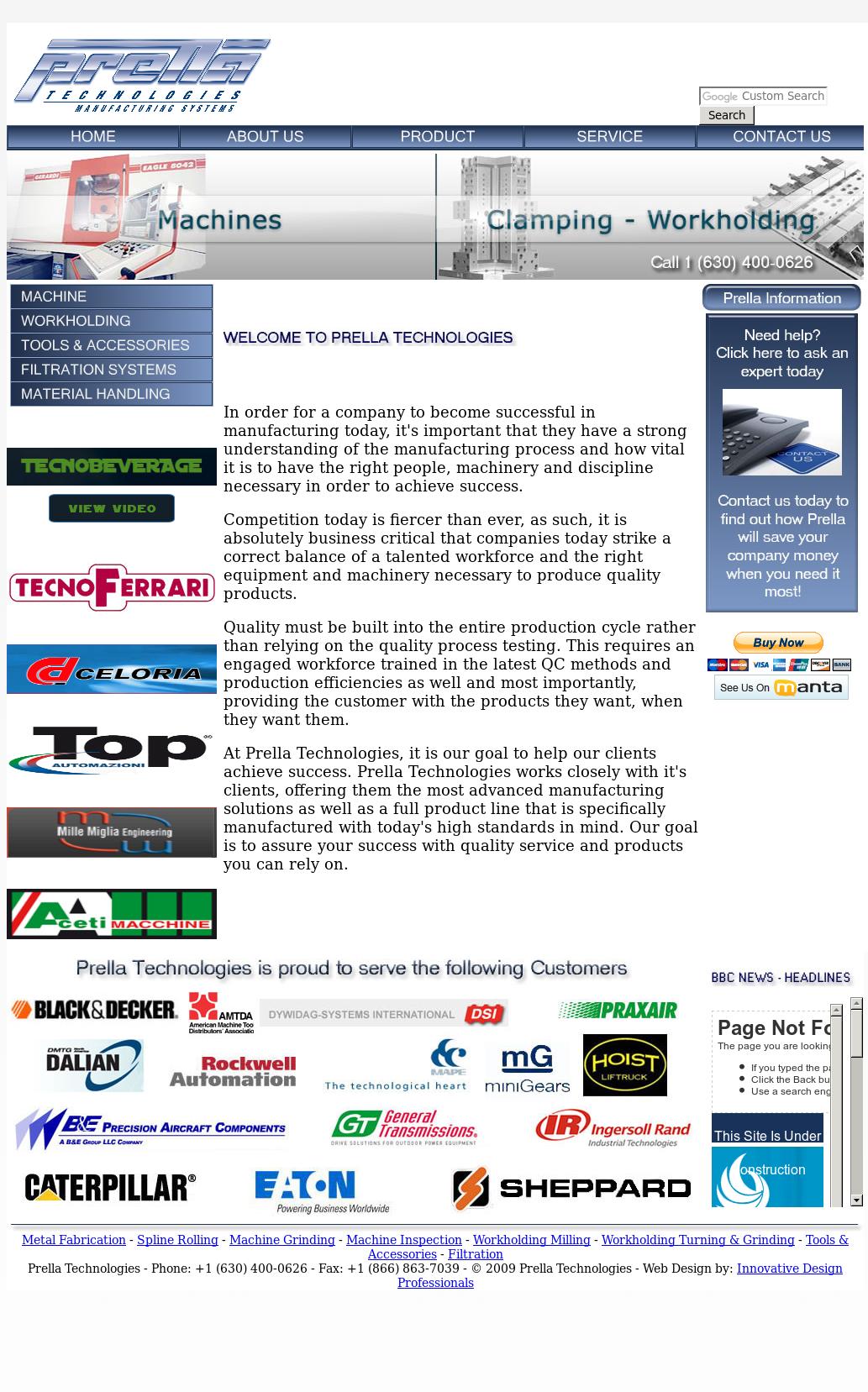 Prella Technologies Competitors, Revenue and Employees