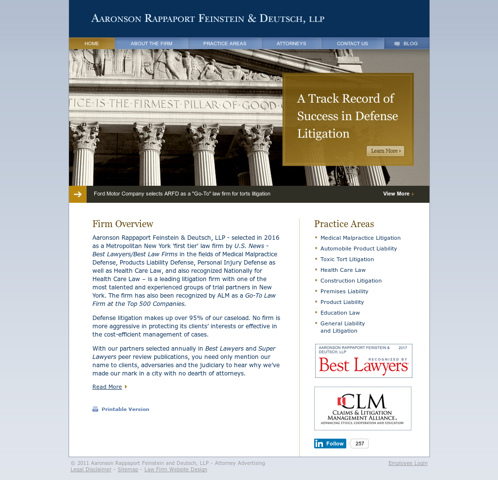 Arfdlaw Competitors Revenue And Employees Owler Company Profile