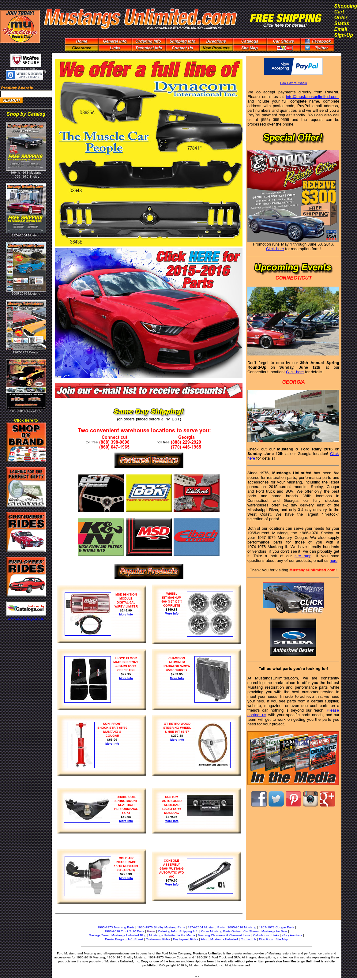 Mustangsunlimited competitors revenue and employees owler company profile