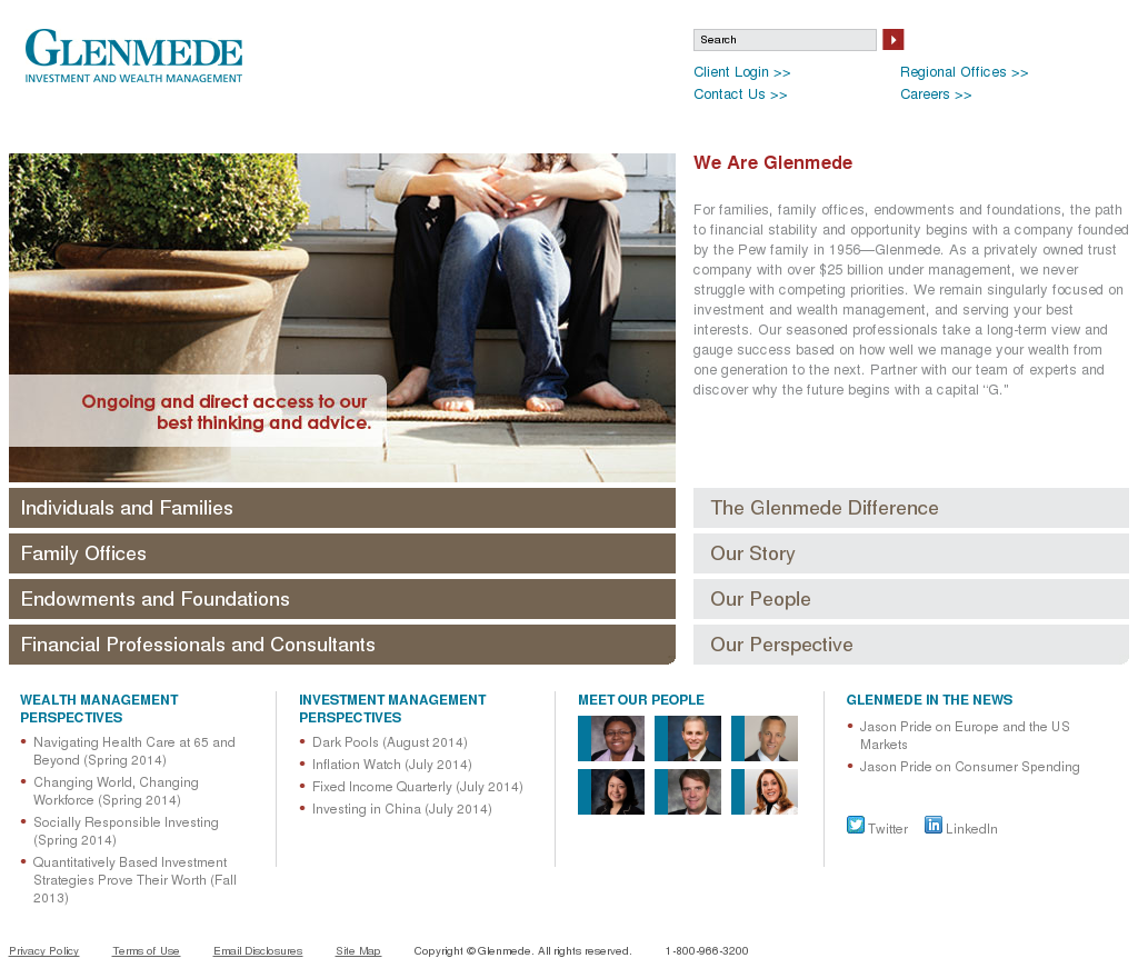 Glenmede Competitors, Revenue and Employees - Owler Company