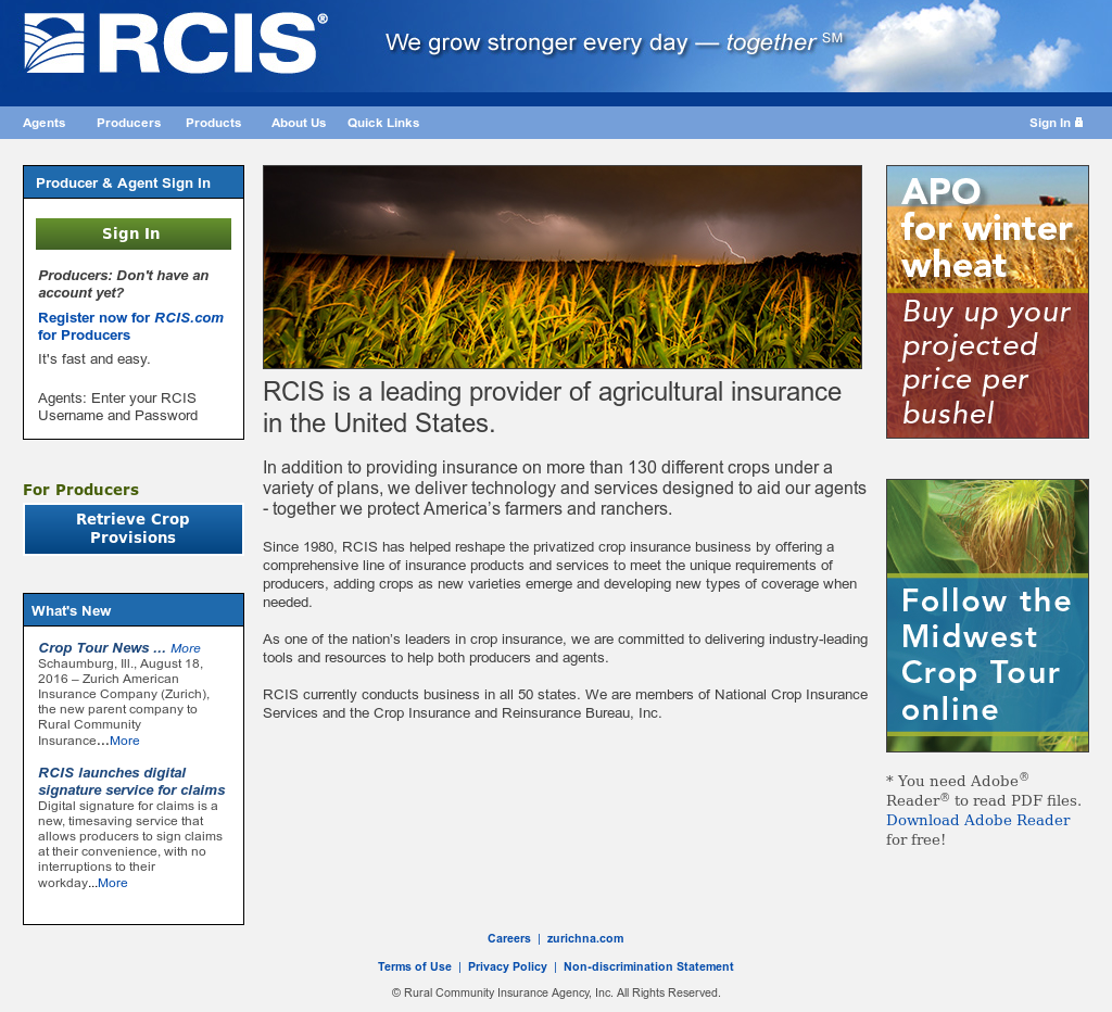 RCIS Competitors, Revenue and Employees - Owler Company Profile