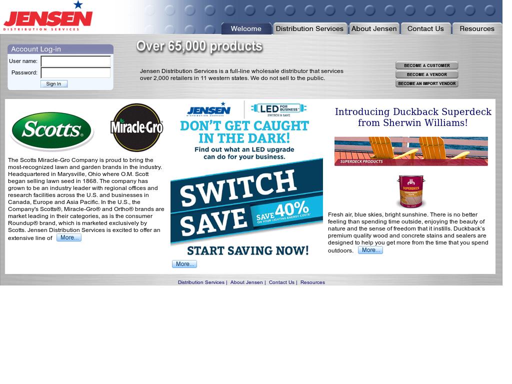 Owler Reports - Jensen: Ace Hardware Acquires Jensen