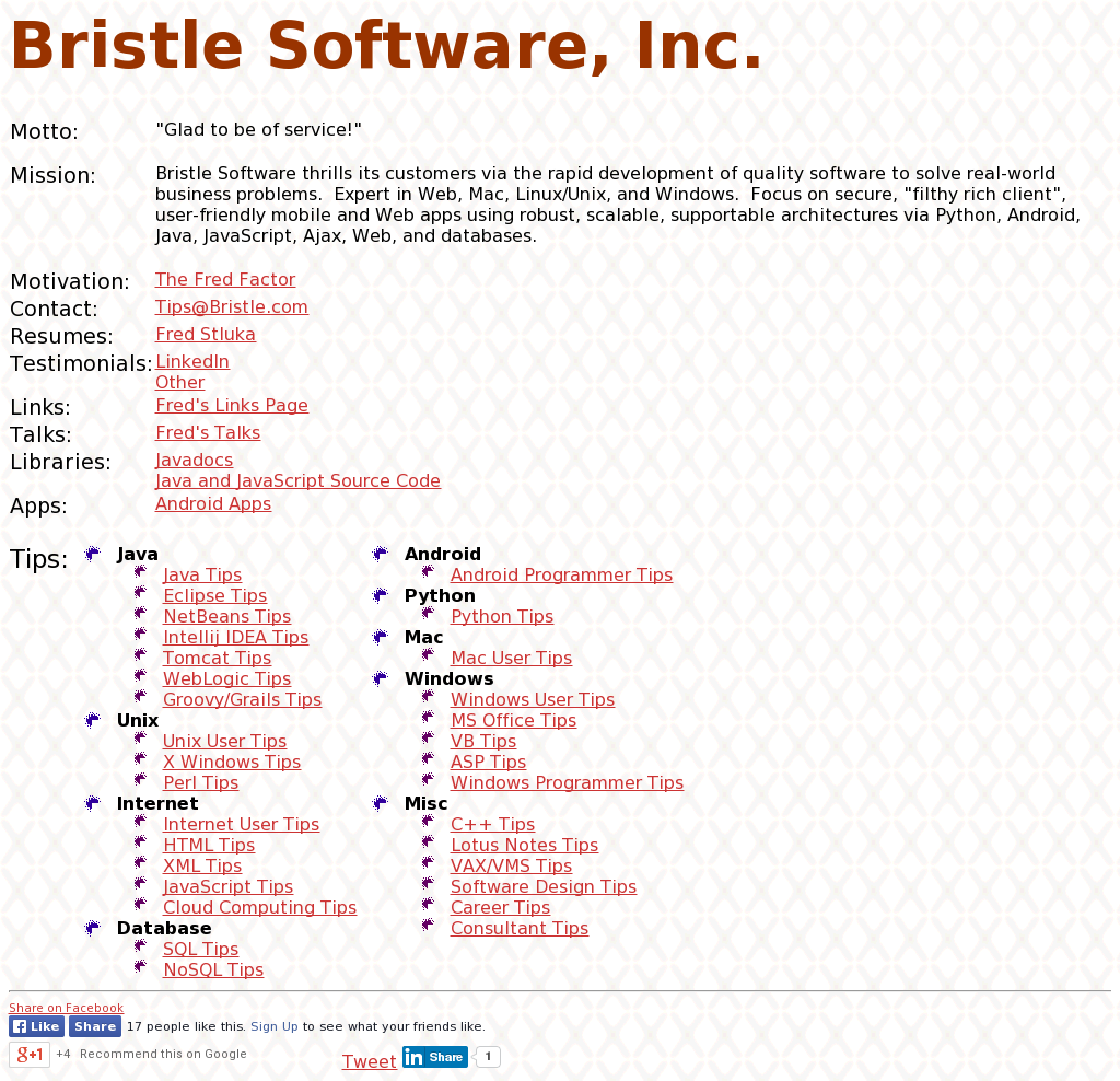 Bristle Software Competitors, Revenue and Employees - Owler Company