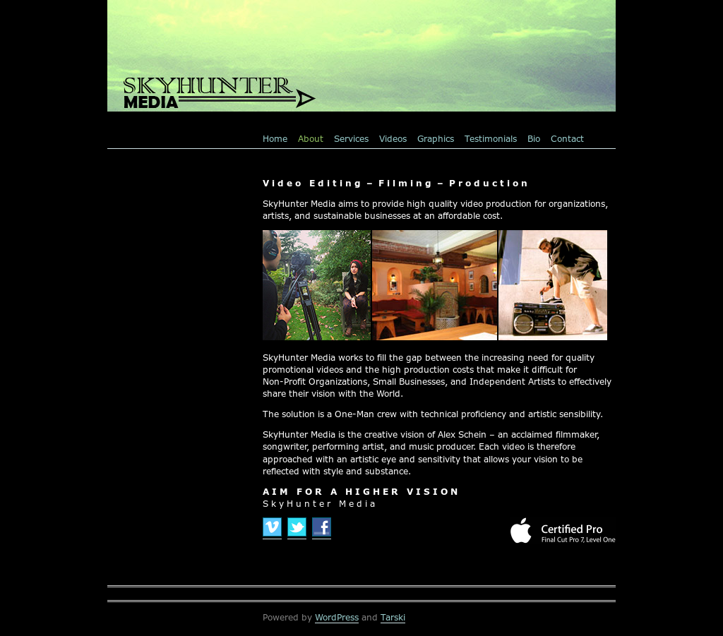 Skyhunter Media Competitors, Revenue and Employees - Owler
