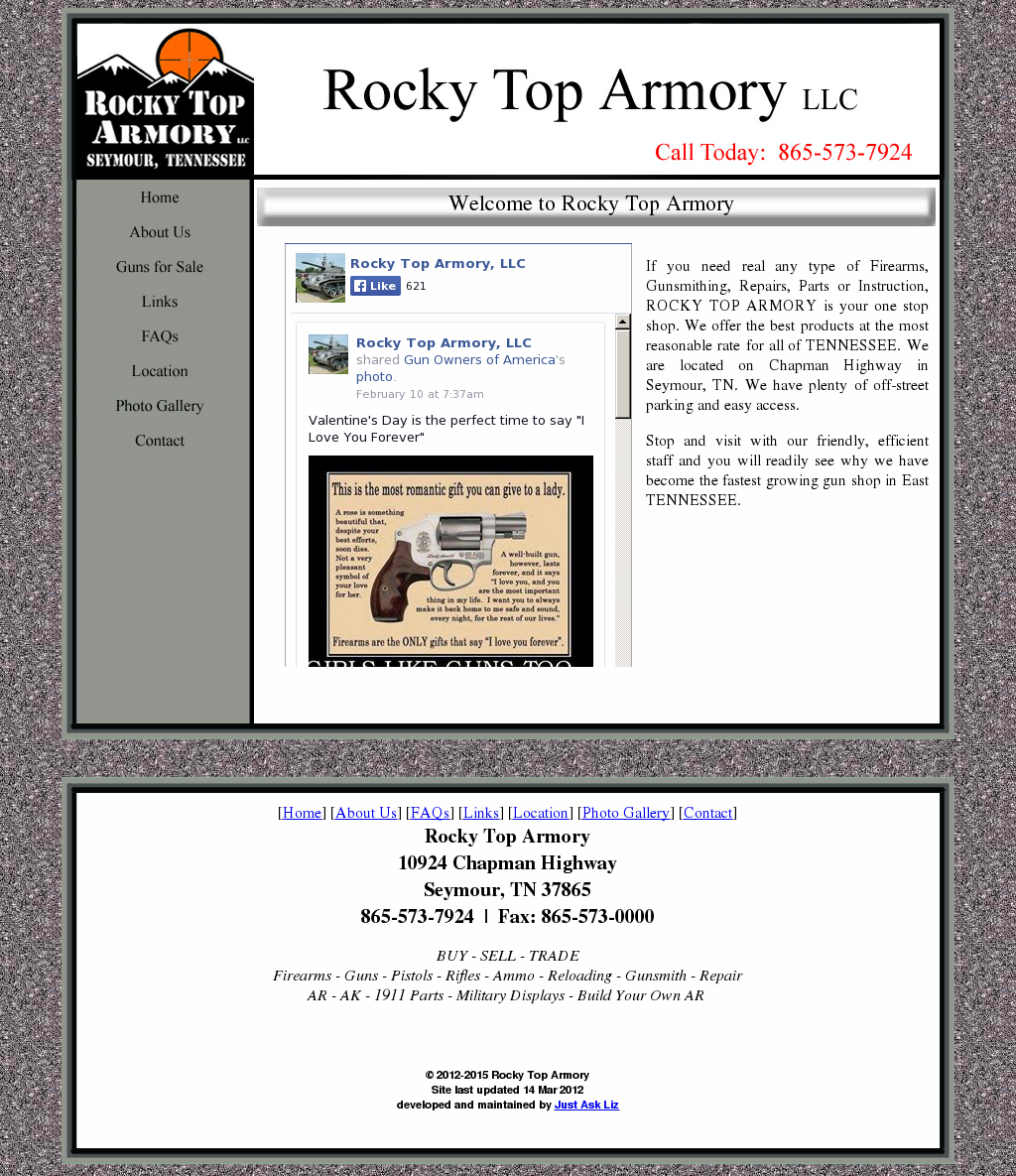 Armory dating site