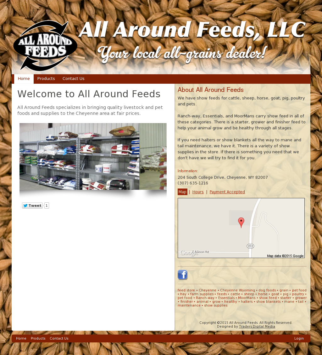 All Around Feeds Competitors, Revenue and Employees - Owler Company
