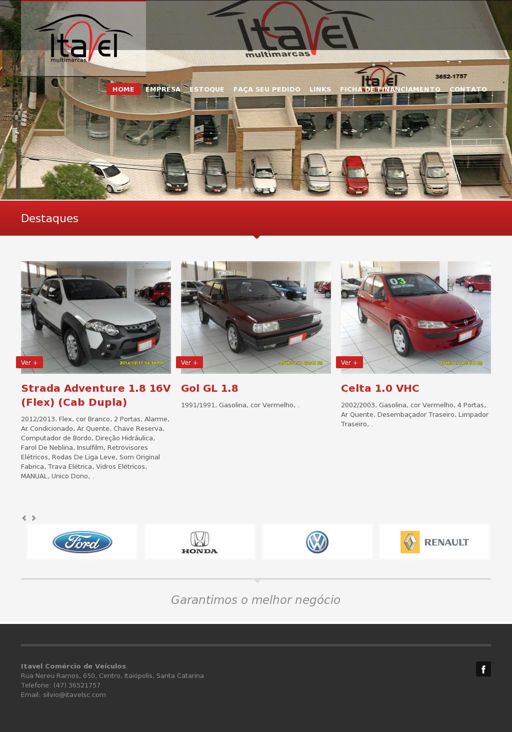Itavel Multimarcas Competitors, Revenue and Employees - Owler