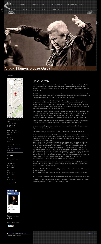 Calendario Del 1977.Studio Flamenco Jose Galvan Competitors Revenue And