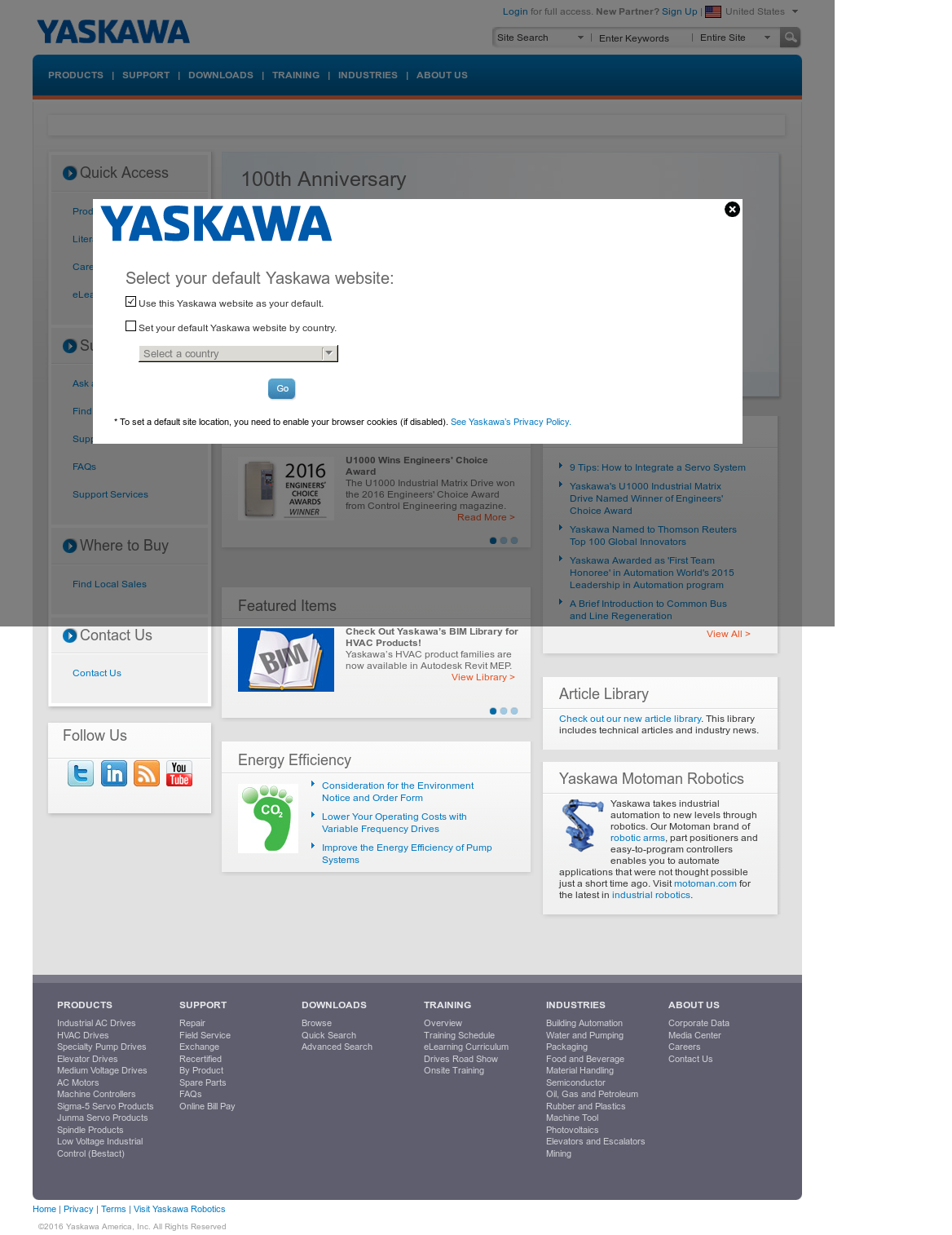 Yaskawa Competitors, Revenue and Employees - Owler Company