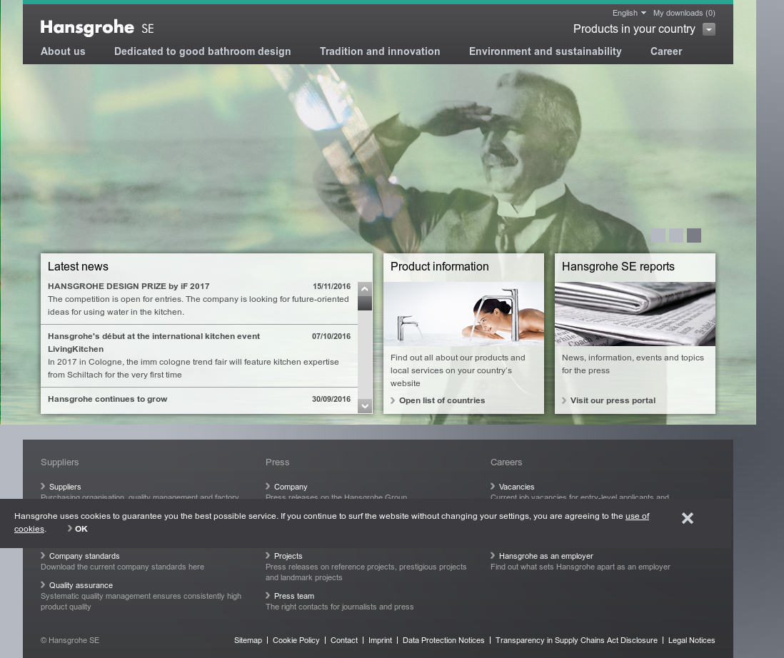 Hansgrohe Competitors, Revenue and Employees - Owler Company Profile