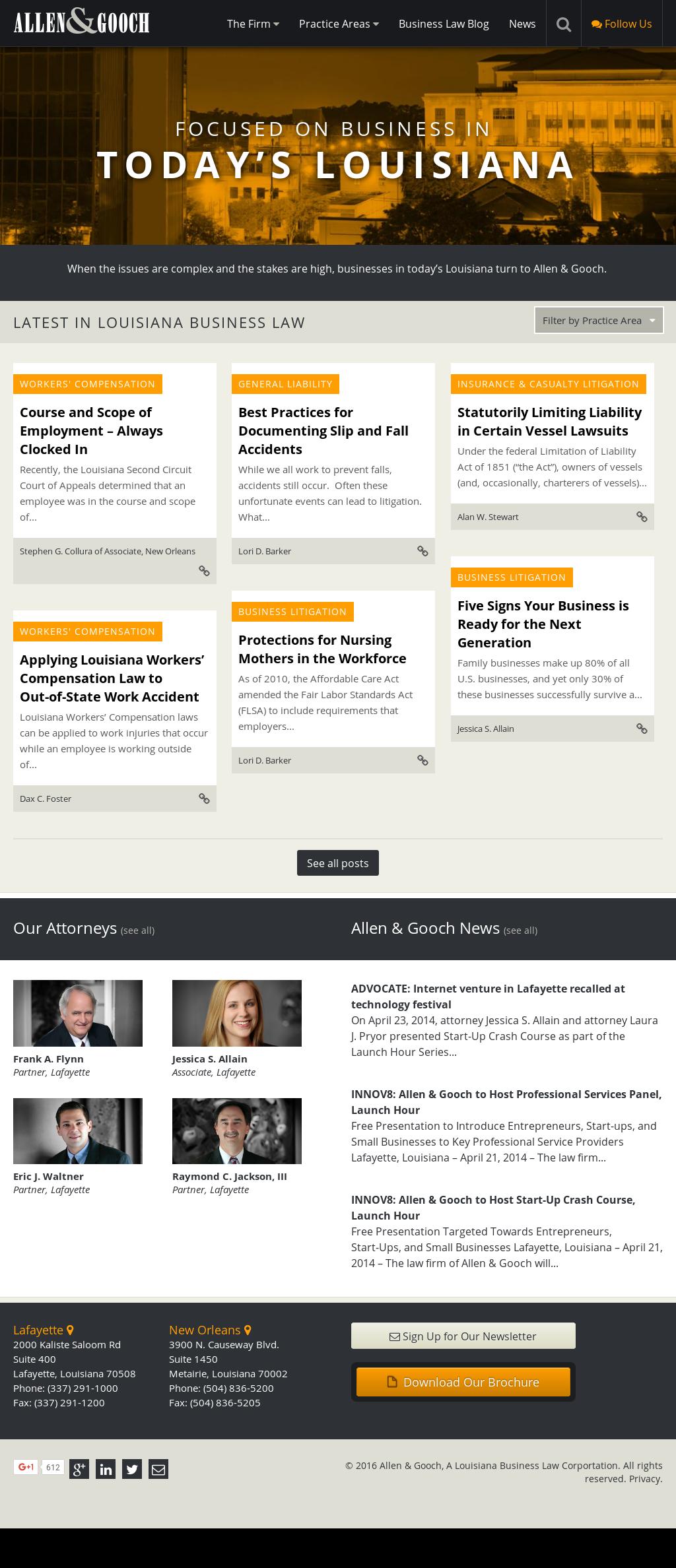Allen & Gooch Competitors, Revenue and Employees - Owler Company Profile
