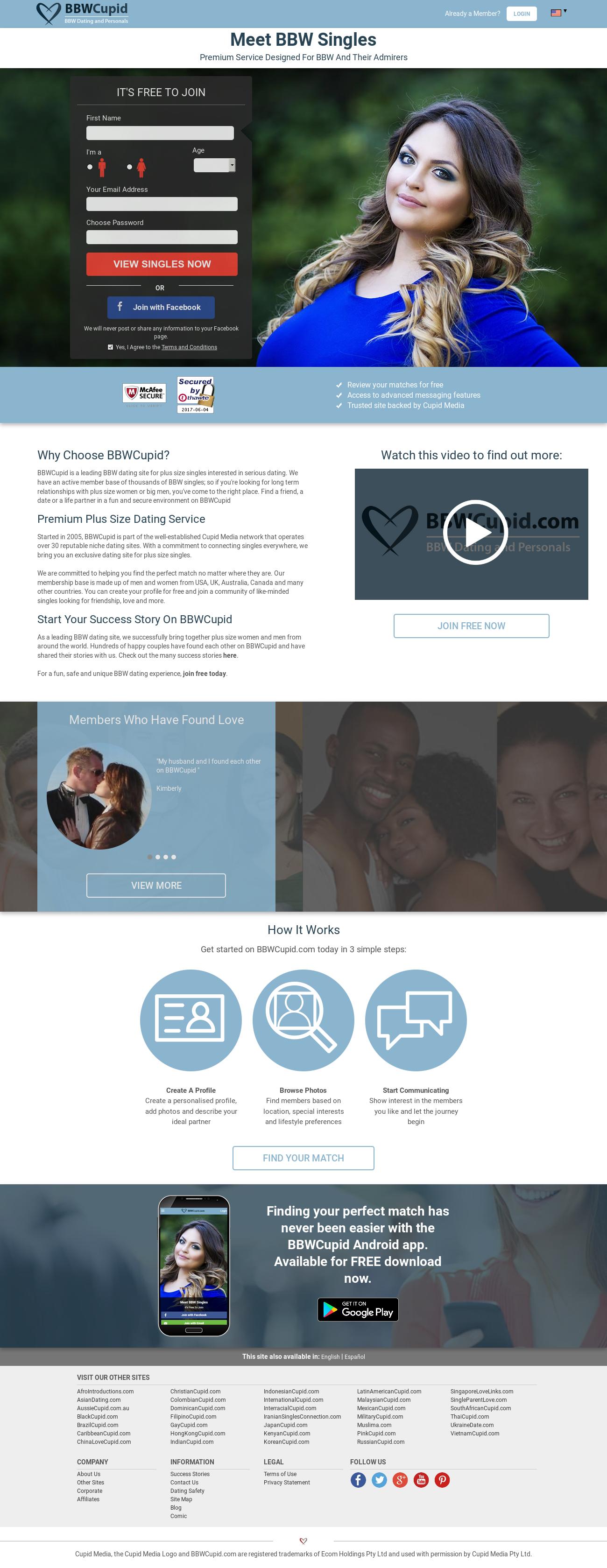 Plus koko online dating Website