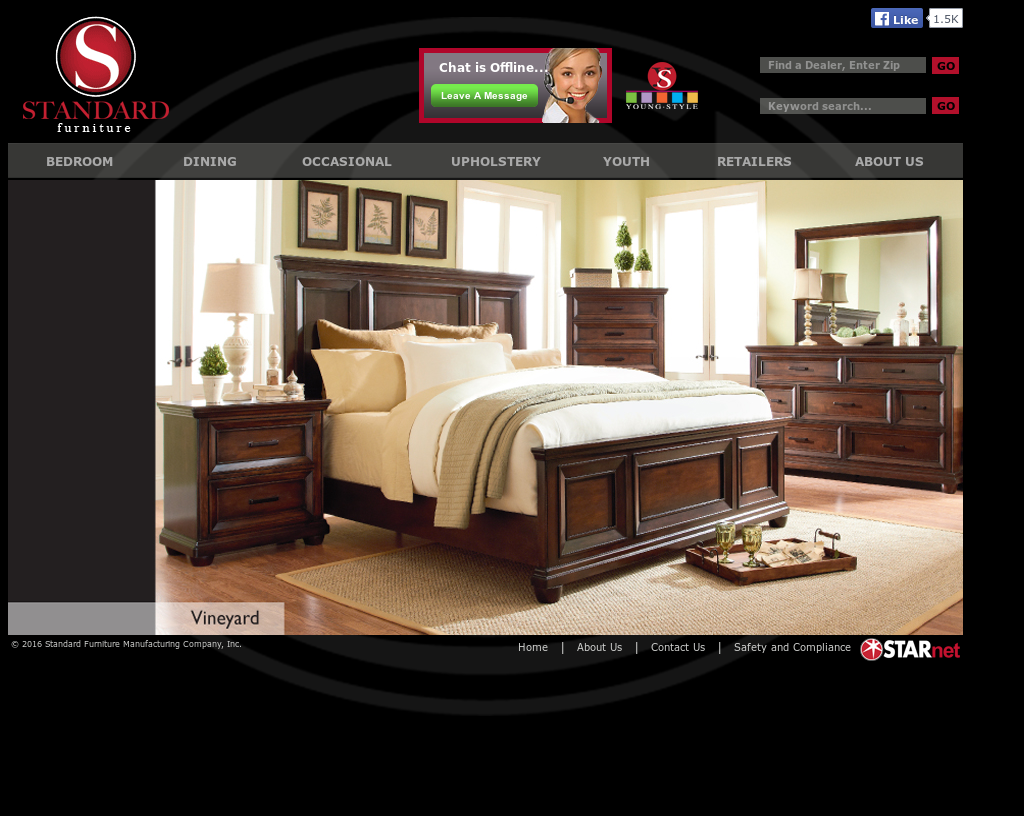 Standard Furniture Compeors Revenue And Employees Owler Company Profile
