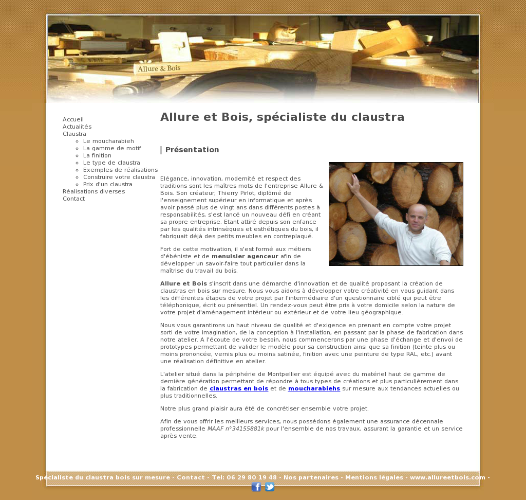 Allure Et Bois allure et bois competitors, revenue and employees - owler company