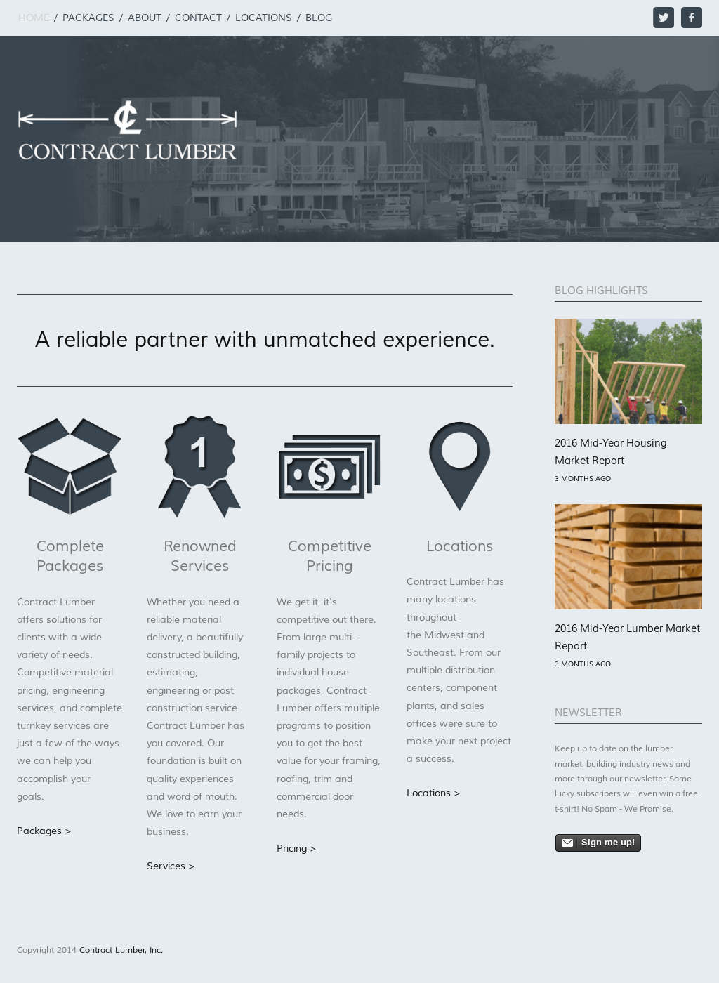 Contract Lumber Competitors, Revenue and Employees - Owler
