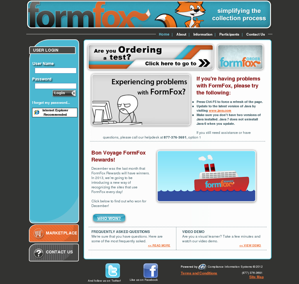 formfoxdemo competitors revenue and employees owler company profile