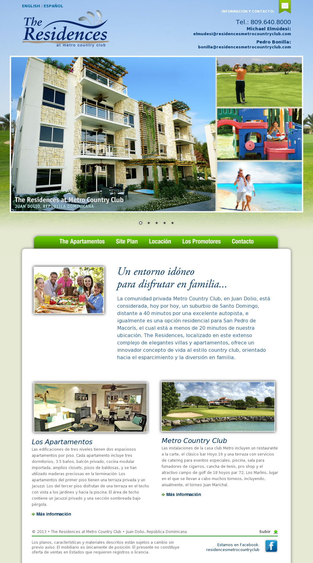 Residences Metro Country Club Competitors Revenue And