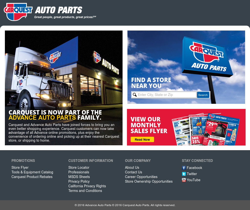 Carquest Auto Parts Near Me >> Carquest Competitors Revenue And Employees Owler Company